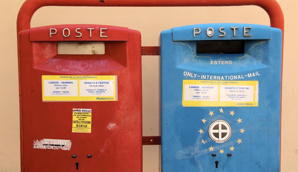 Poste: maximulta da parte dell'Antitrust per la mancata consegna delle raccomandate
