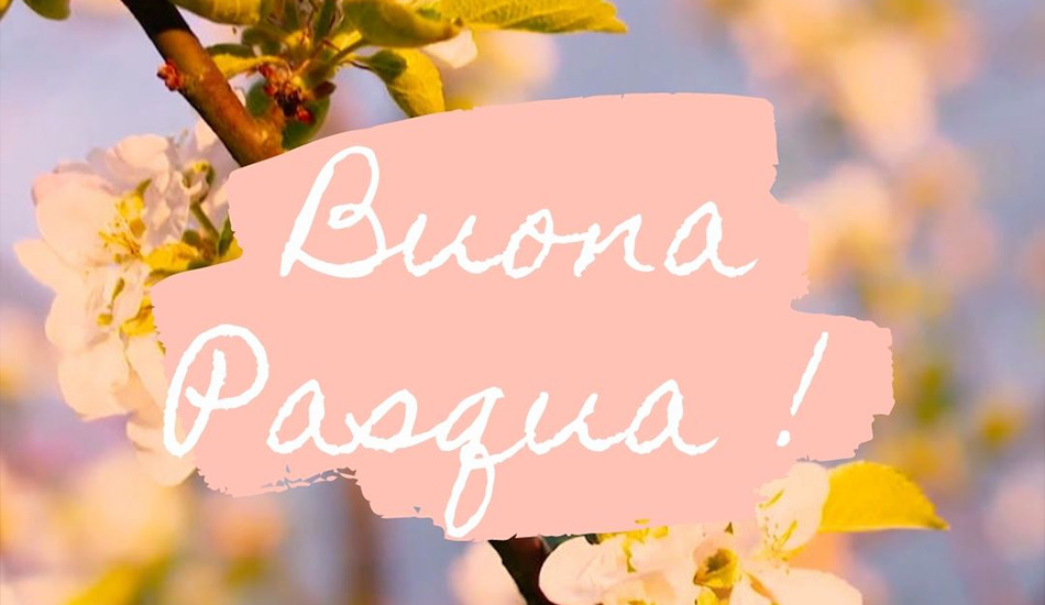 Serena Pasqua a tutti!