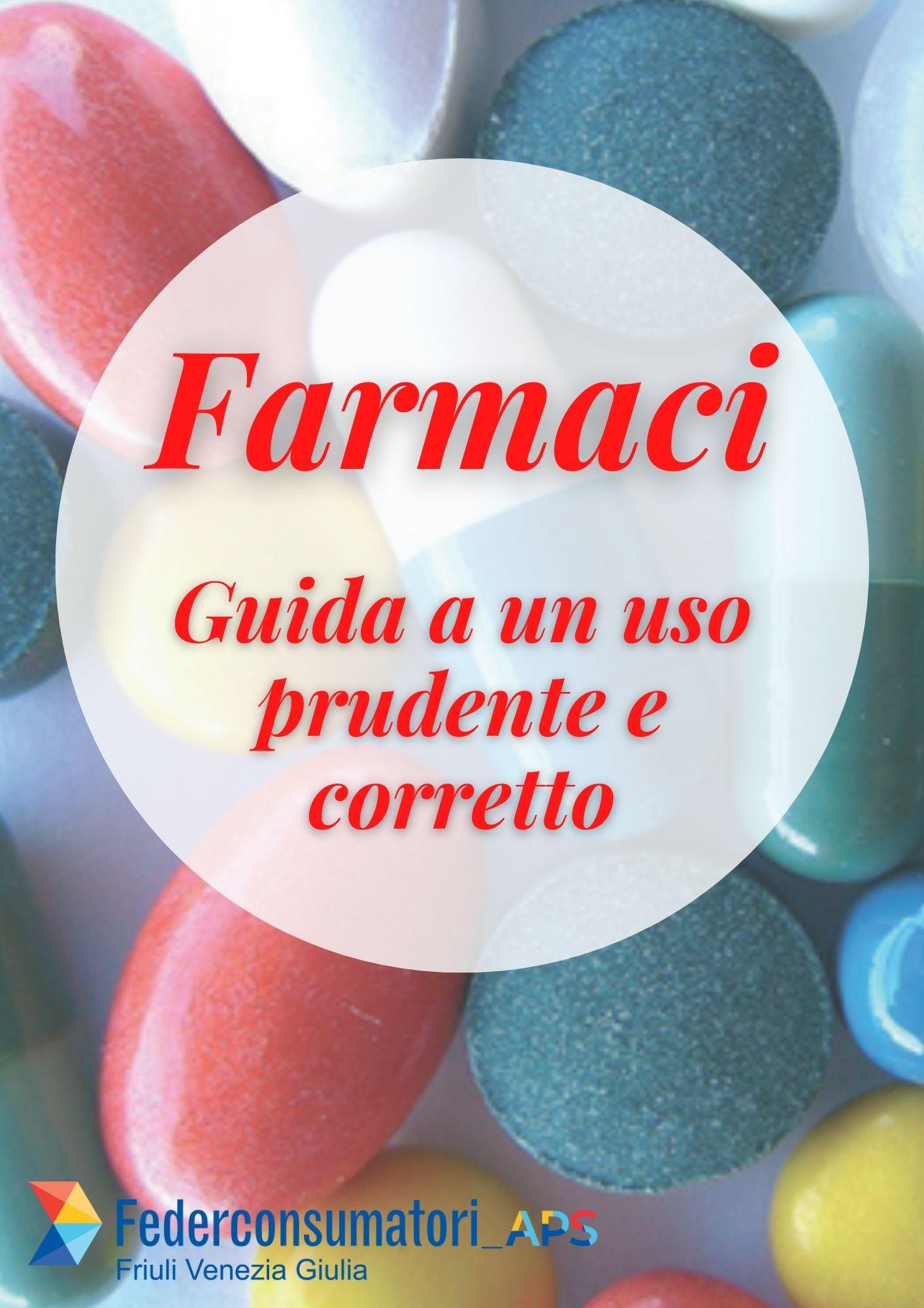 Farmaci guida a uso prudente e corretto