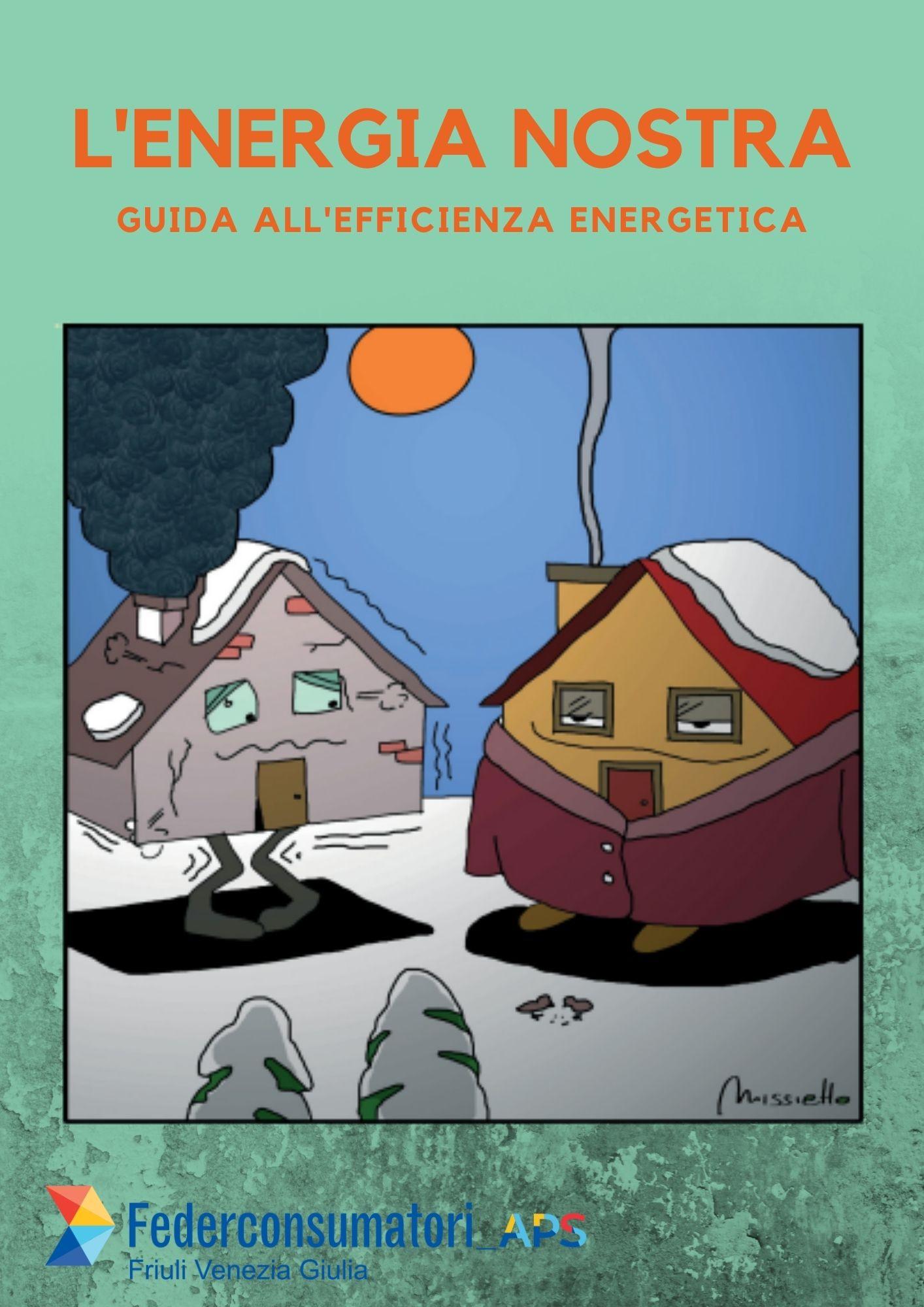 L'energia nostra guida efficienza energetica